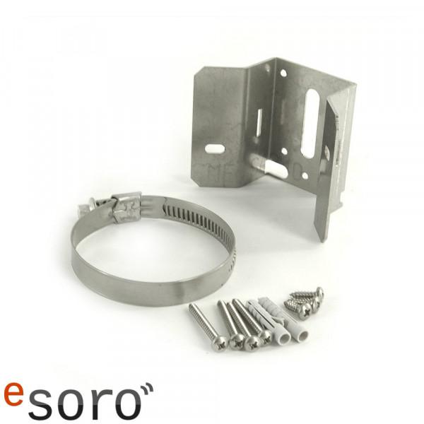 Elero Mast- und Eckbefestigung Aero, Ventero und Sensero