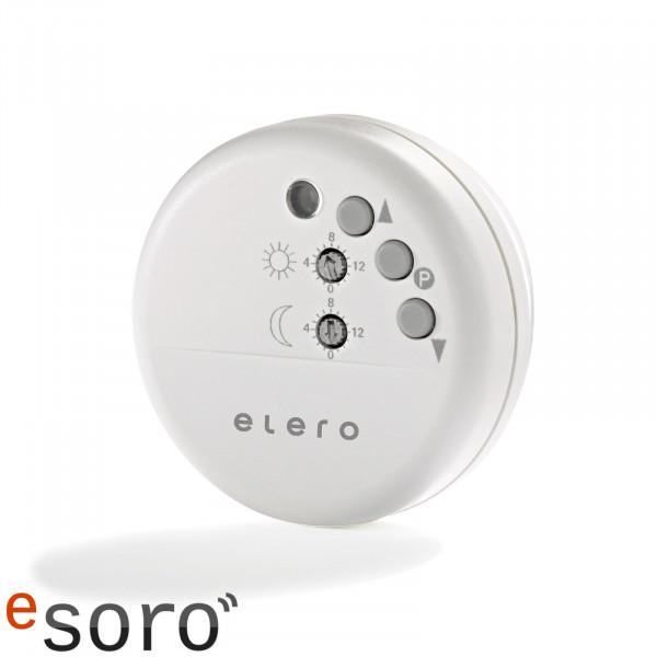 Elero Lumo-868 - Lichtsensor mit Saugnapf