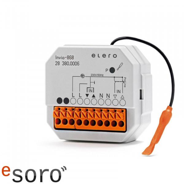Elero Invio-868 - Einbau-Funkwandsender (B-Ware)